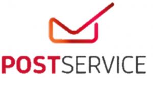 PostService logo